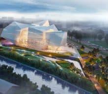 Chengdu's Future Architecture
