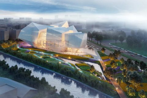 Chengdu's Future Architecture