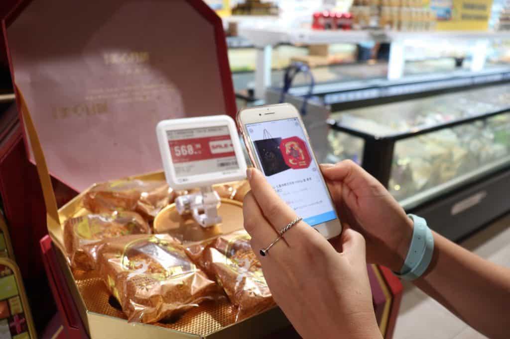 Chengdu's Supermarkets of the Future | Chengdu-Expat com