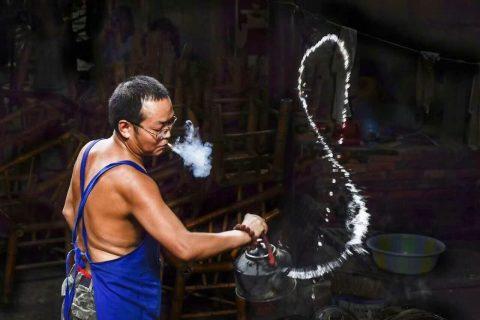 Humans of Chengdu | Li Qiang