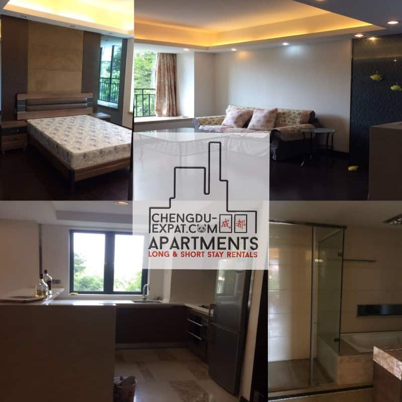 Month To Month Apartments Near Me: 1 Bedroom Apartment In South Chengdu