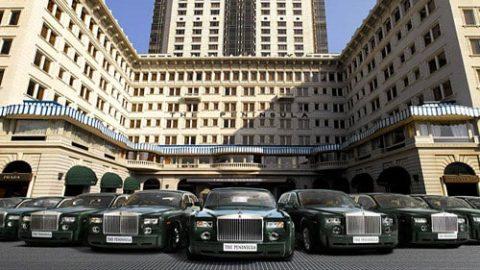 The Peninsula Hotels Chengdu Roadshow