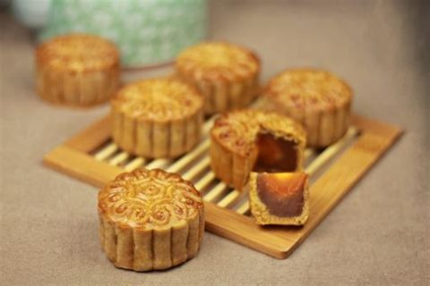 The Quest for Edible Mooncakes