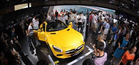 Chengdu Motor Show and Other News