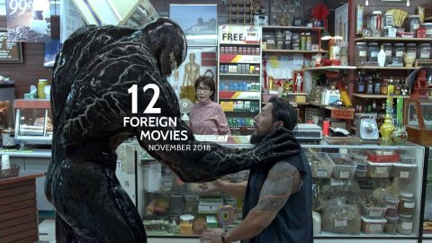 12 Foreign Films in Chengdu this November