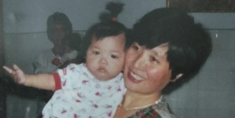 Baby Abandoned At Chengdu Station Seeks Help