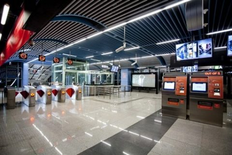 QR Code payment now available on the Chengdu Metro