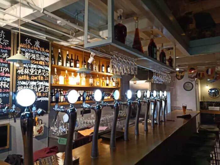 Zinnbach Beer Bar 辛巴赫啤酒馆 | Chengdu Expat