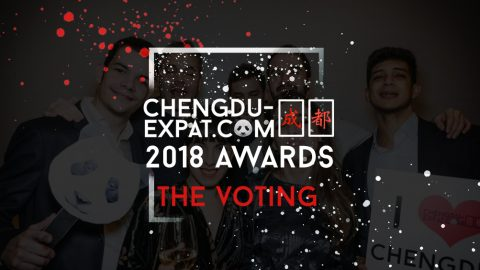 Place your votes now for the Chengdu-Expat Awards 2018