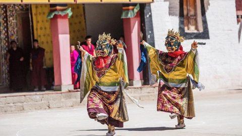 Tibetan New Year Culture Explore