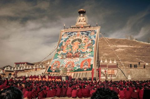 Explore Tibetan New Year Culture