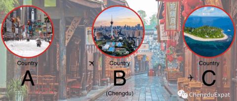 144 hour Visa-Free Transit in Chengdu
