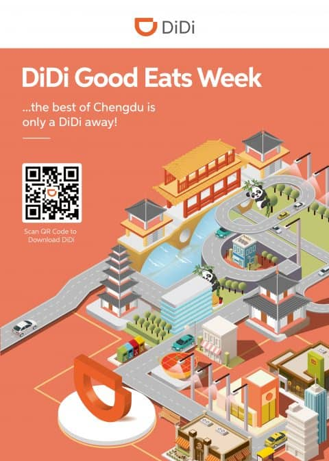 Win Big with DiDi Good Eats Week