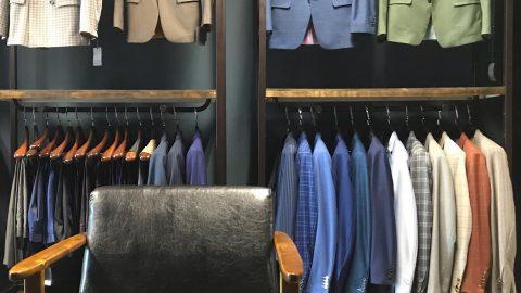 Chengdu's British Tailor: Win a Custom Suit