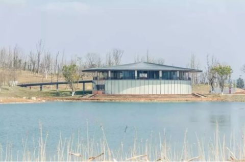 Guixi Ecological Park 桂溪生态公园