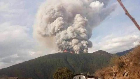 Fallen Heroes: 30 Sichuan Firefighters Killed