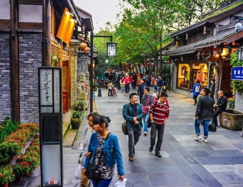 246592 Chengdu Expat kuanyhai