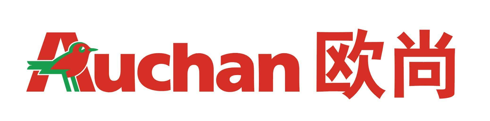 Auchan logo 欧尚