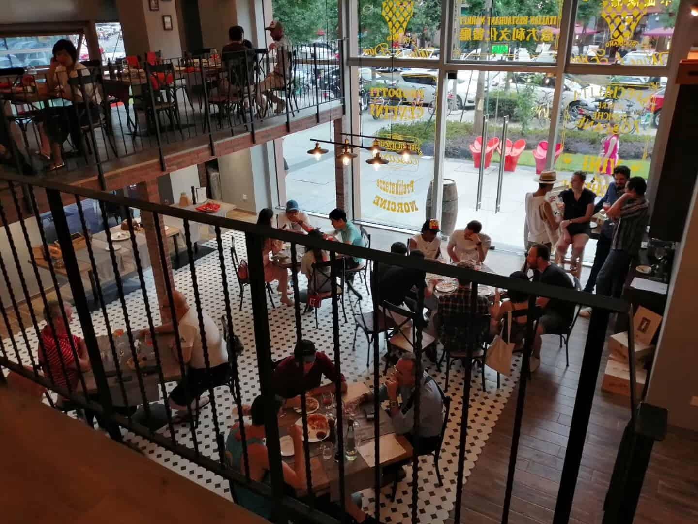 Bucciano Chengdu Italian Restaurant chengdu expat