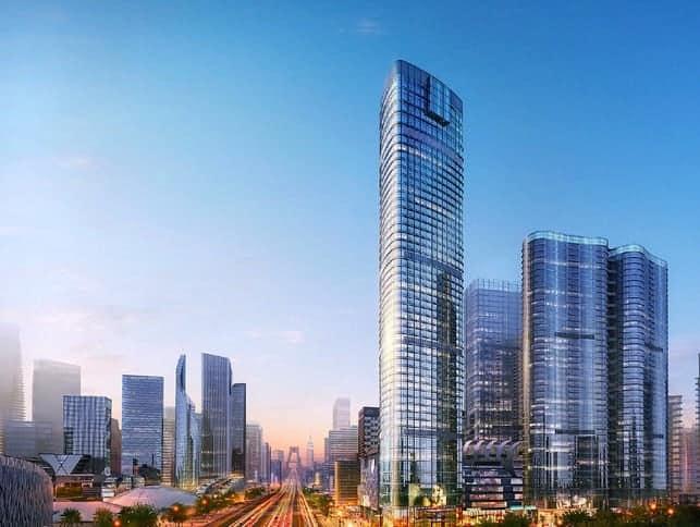Chengdu Yintai Center 成都银泰中心