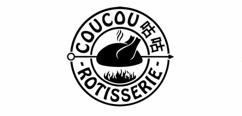 Coucou Rotisserie Chengdu logo
