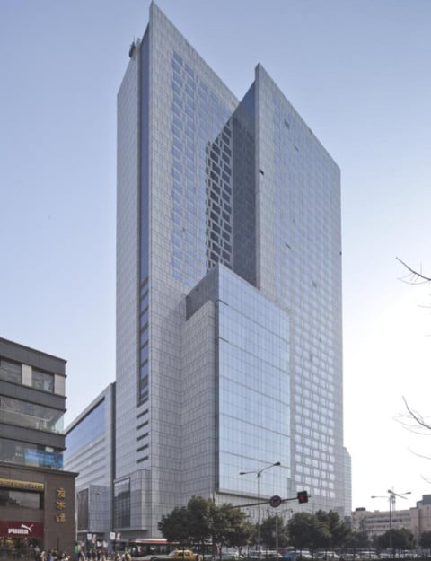 118706 Grand Hyatt Chengdu building 成都群光君悦酒店 480x625