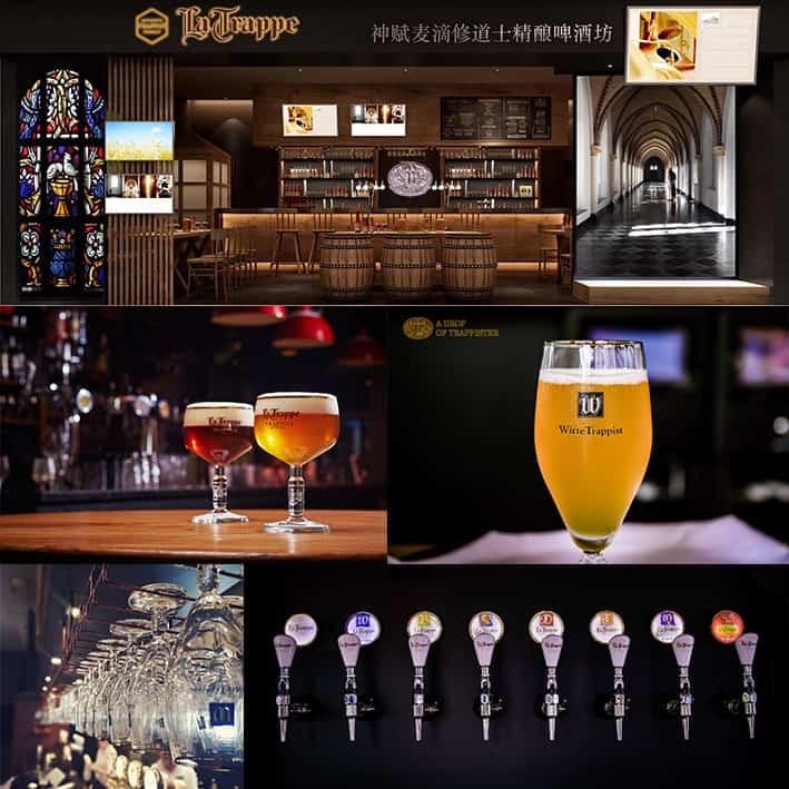 Chengdu ADT Monastery Beer Shops | Chengdu Expat