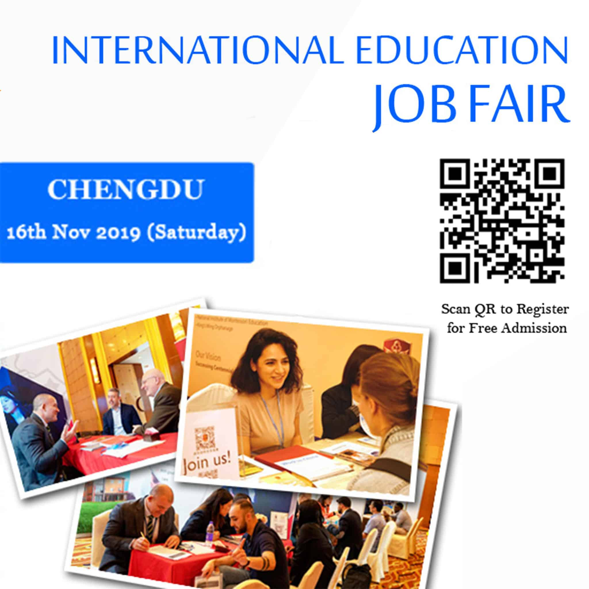International Job Fair | Chengdu Expat