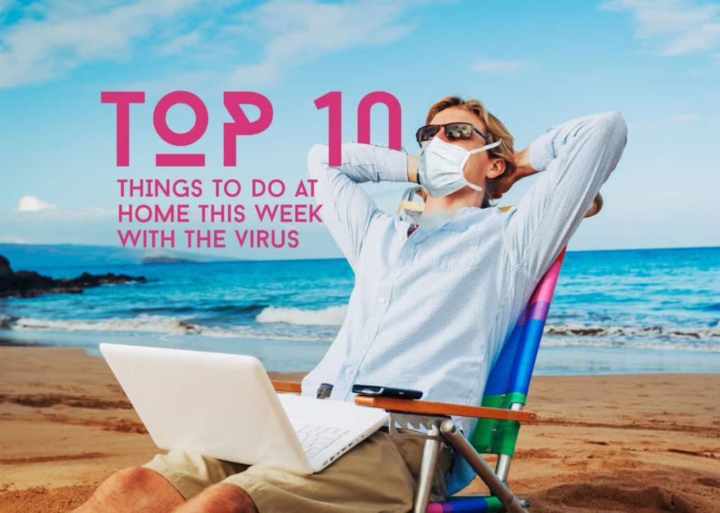 10 Things To Do During The Virus | Chengdu Expat