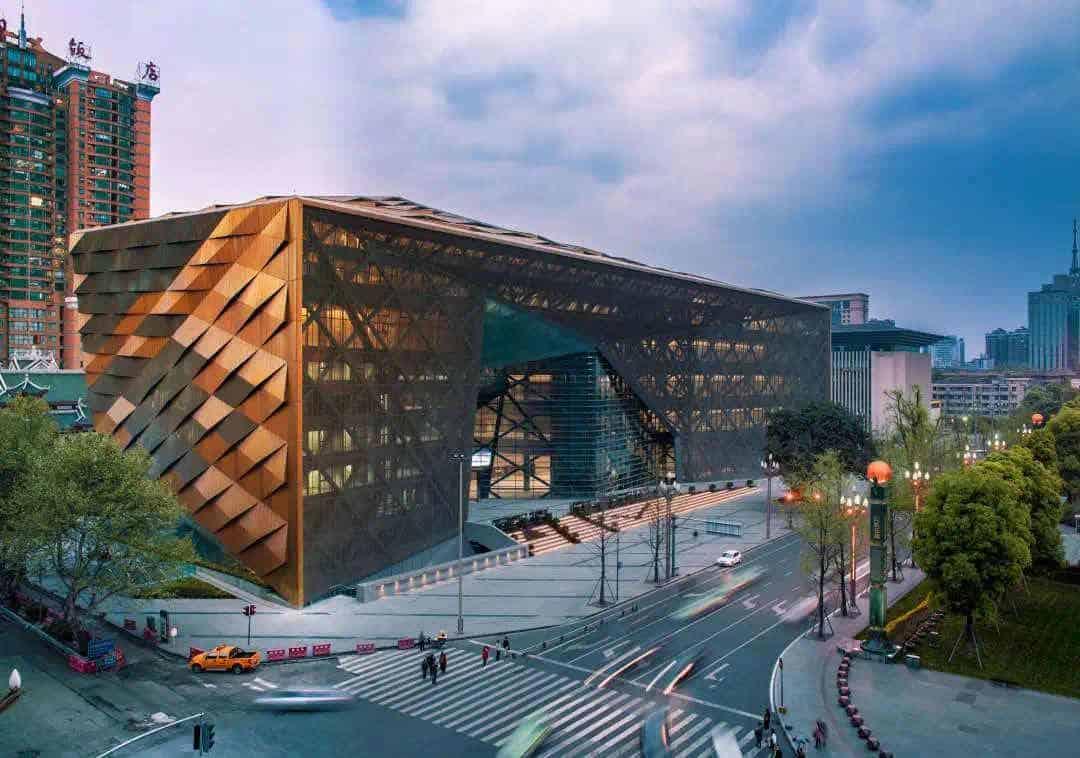 Chengdu Museum Chengdu Expat