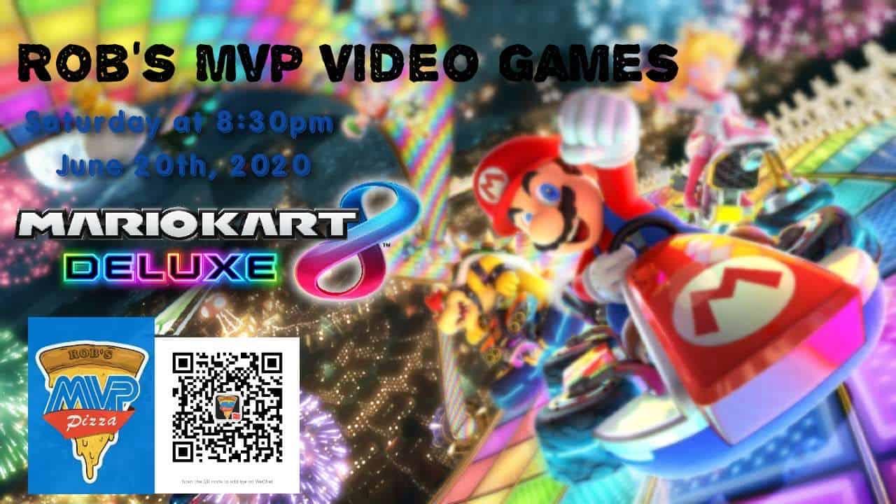 Mario Kart 8 tournament