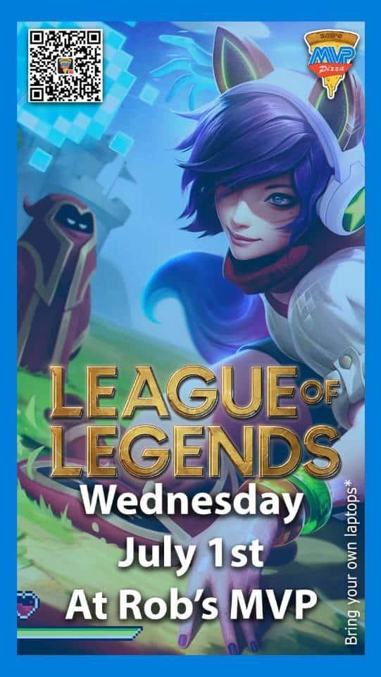 League of Legends July 1st