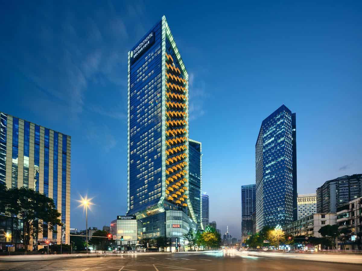 InterContinental Residences Chengdu City Centerchengdu expat