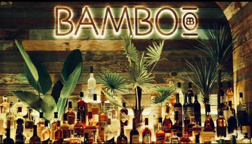 Bamboo Tropical Escape 1 1