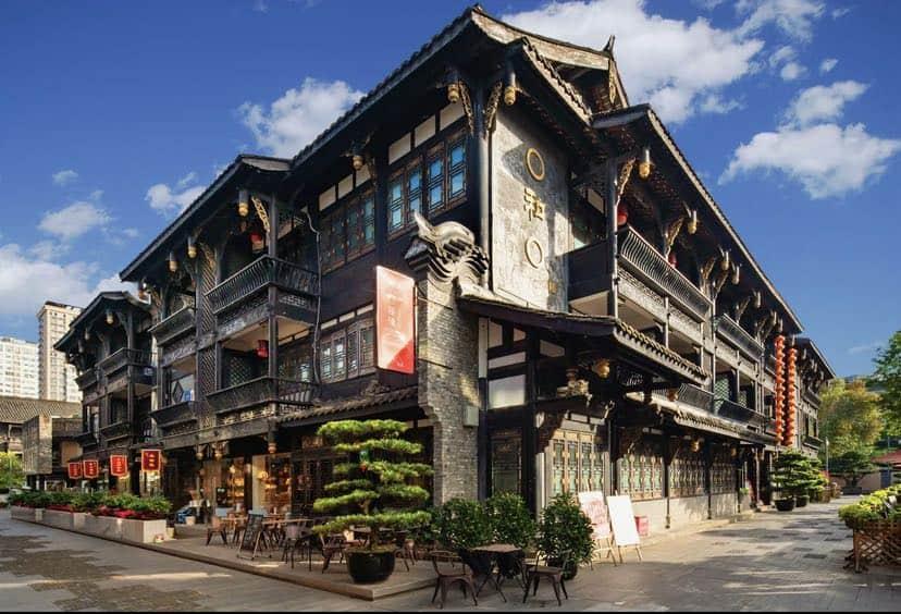 Buddha Zen Hotel chengdu expat 1