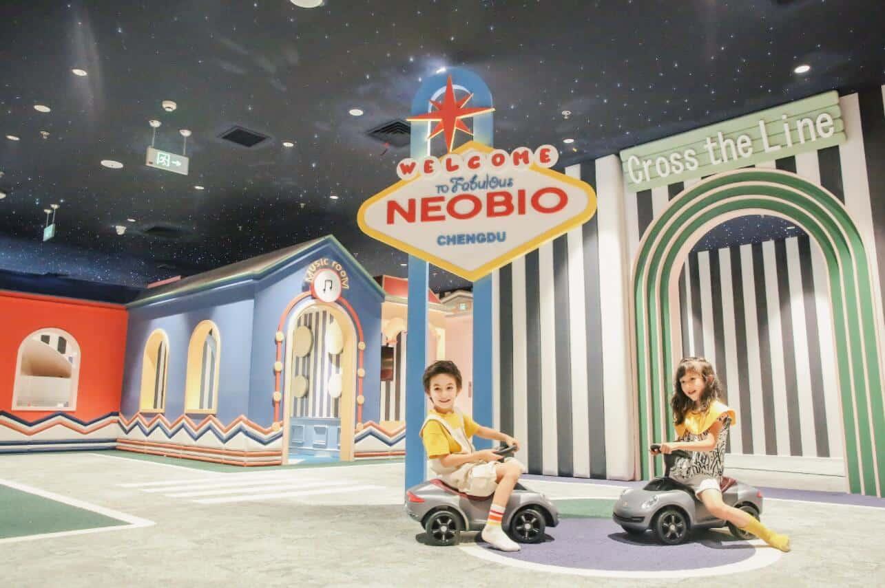 Neobio family center chengdu expat