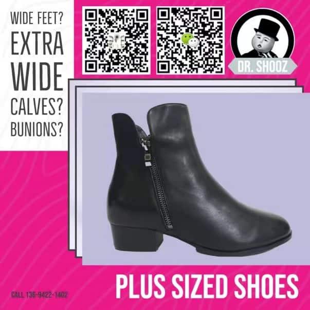 Mr. Shooz Plus Sized Shoes
