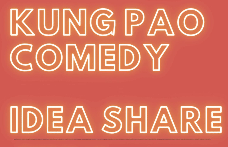 Kungpao comedy idea share chengdu expat